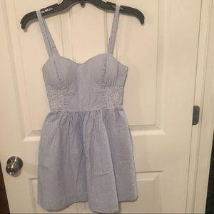 Lilly Pulitzer size 00 seersucker dress